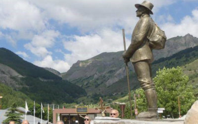 Statue Victor de Cessole
